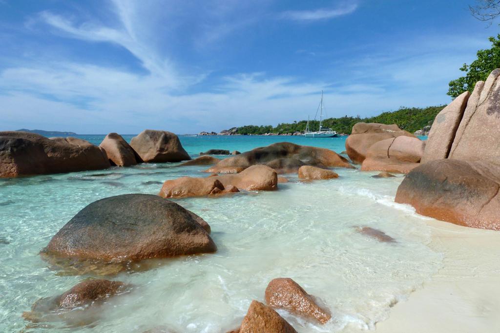Пляж Анс Лацио на Сейшельских островах, фото 9