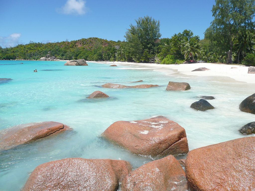 Пляж Анс Лацио на Сейшельских островах, фото 10