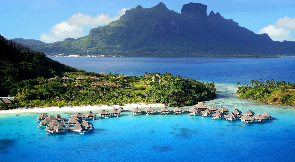 Пляж Атолл Рангироа во Французской Полинезии, фото 4