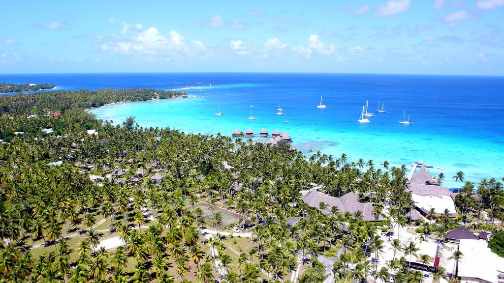 Пляж Атолл Рангироа во Французской Полинезии, фото 10