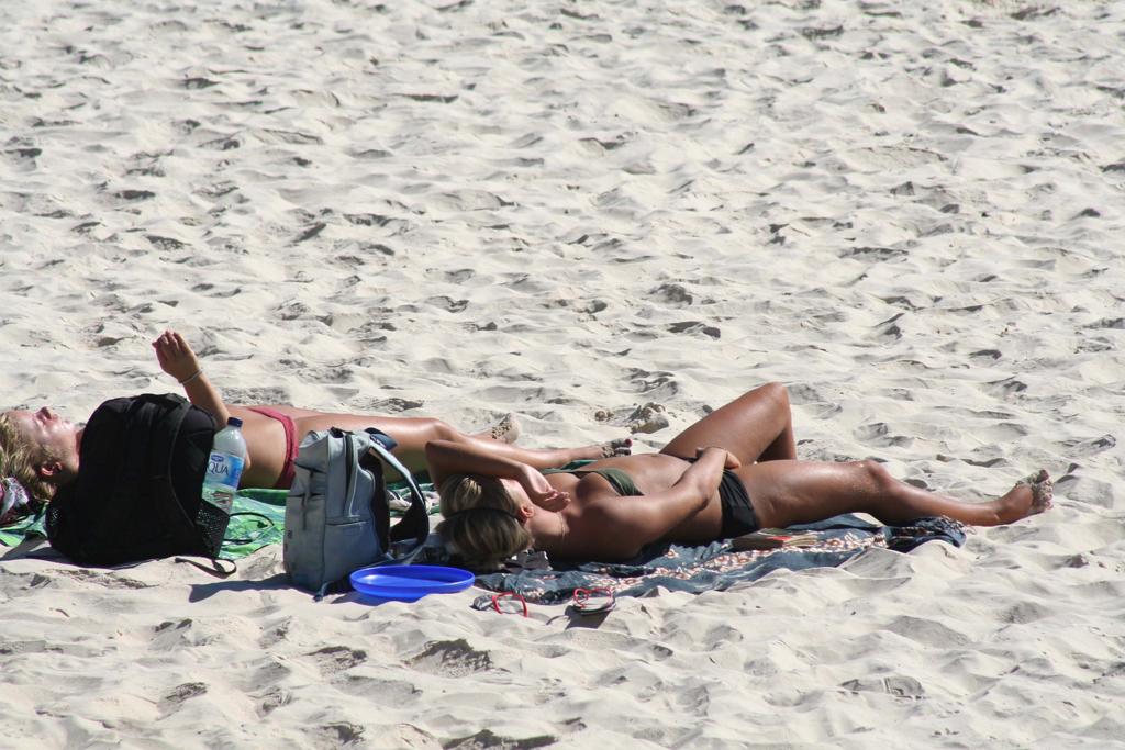 Пляж Байрон-Бэй в Австралии, фото 1