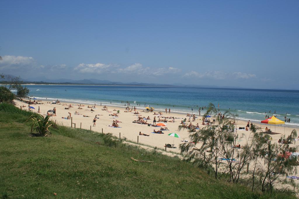 Пляж Байрон-Бэй в Австралии, фото 2