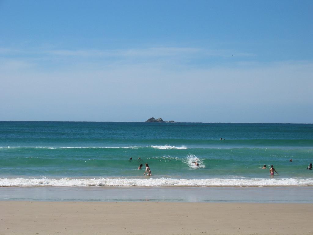 Пляж Байрон-Бэй в Австралии, фото 3