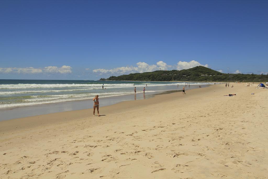 Пляж Байрон-Бэй в Австралии, фото 7
