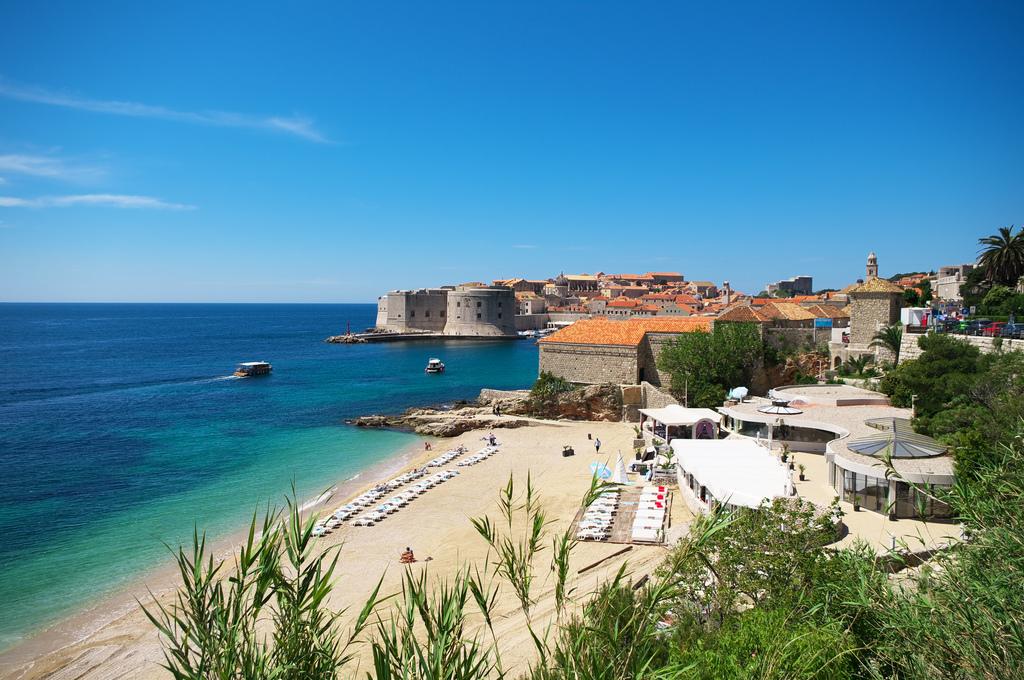 Пляж Банье в Хорватии, фото 2