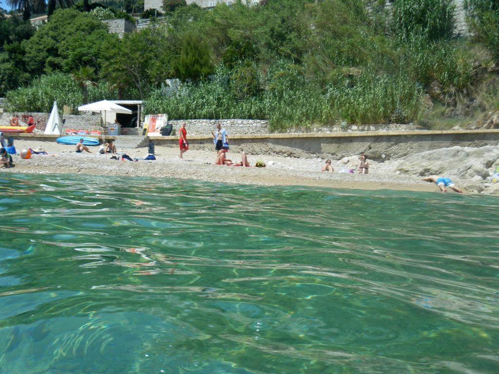 Пляж Банье в Хорватии, фото 4