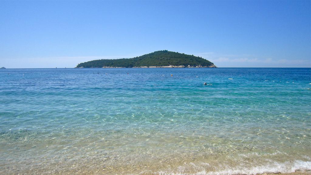 Пляж Банье в Хорватии, фото 5