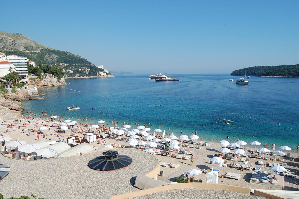 Пляж Банье в Хорватии, фото 7