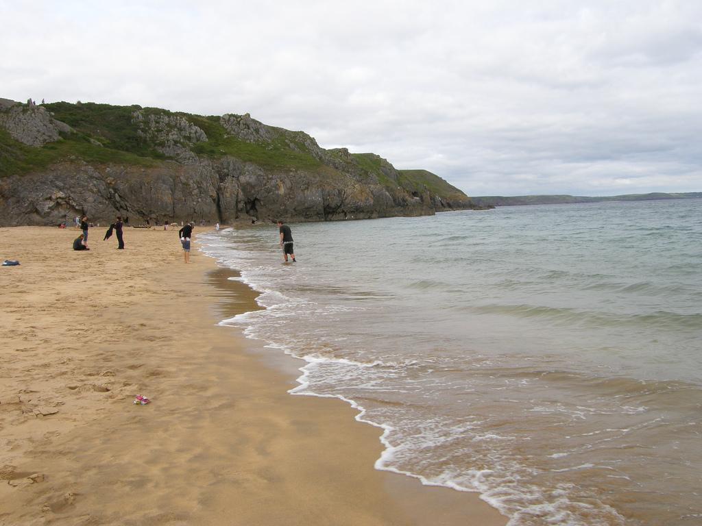 Пляж Барафандл в Великобритании, фото 7