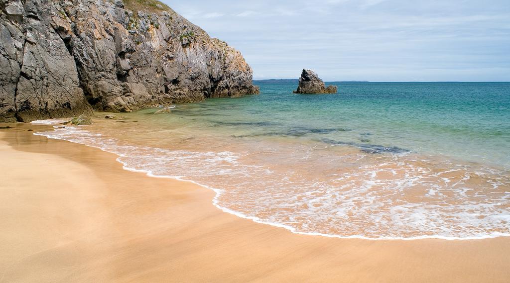 Пляж Барафандл в Великобритании, фото 10