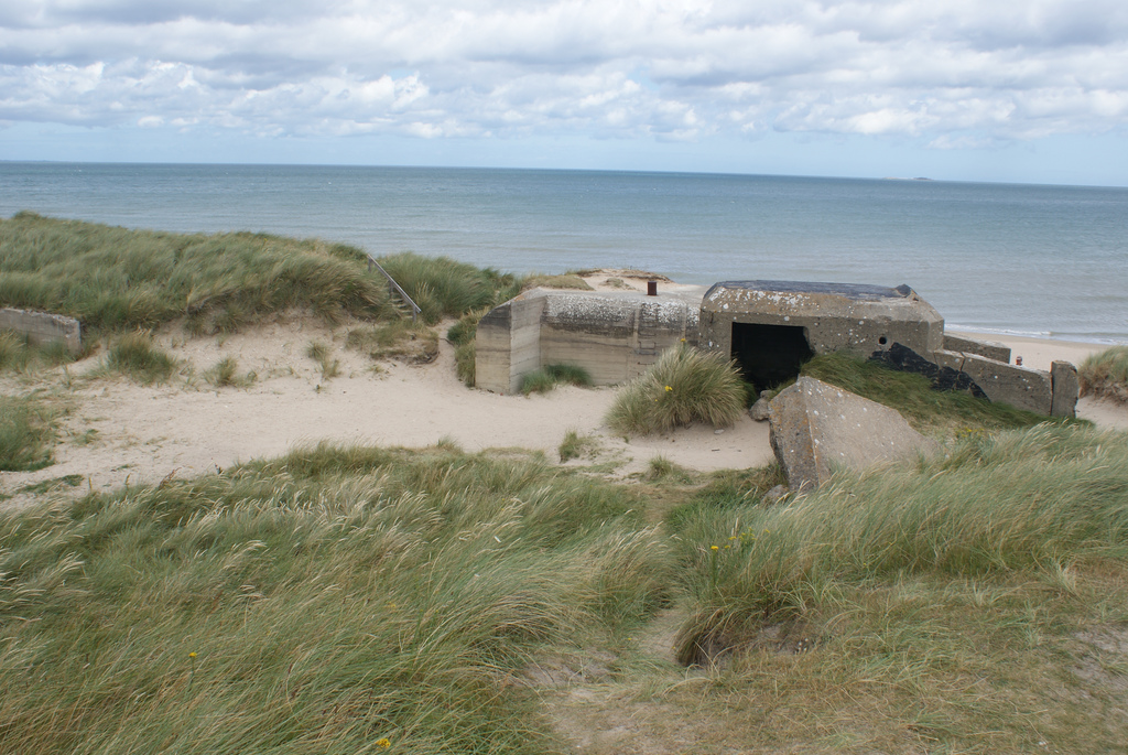 Пляж Дня Д во Франции, фото 1