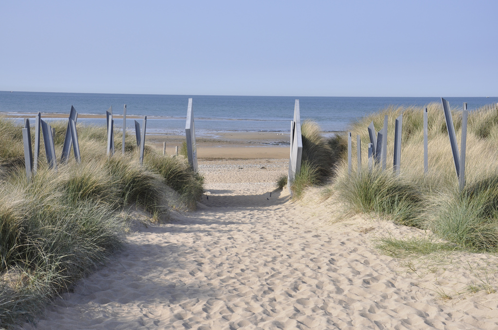 Пляж Дня Д во Франции, фото 2