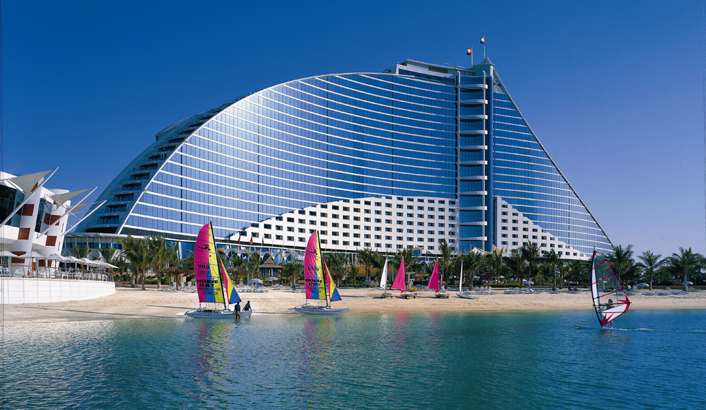 Пляж Джумейра в ОАЭ, фото 1