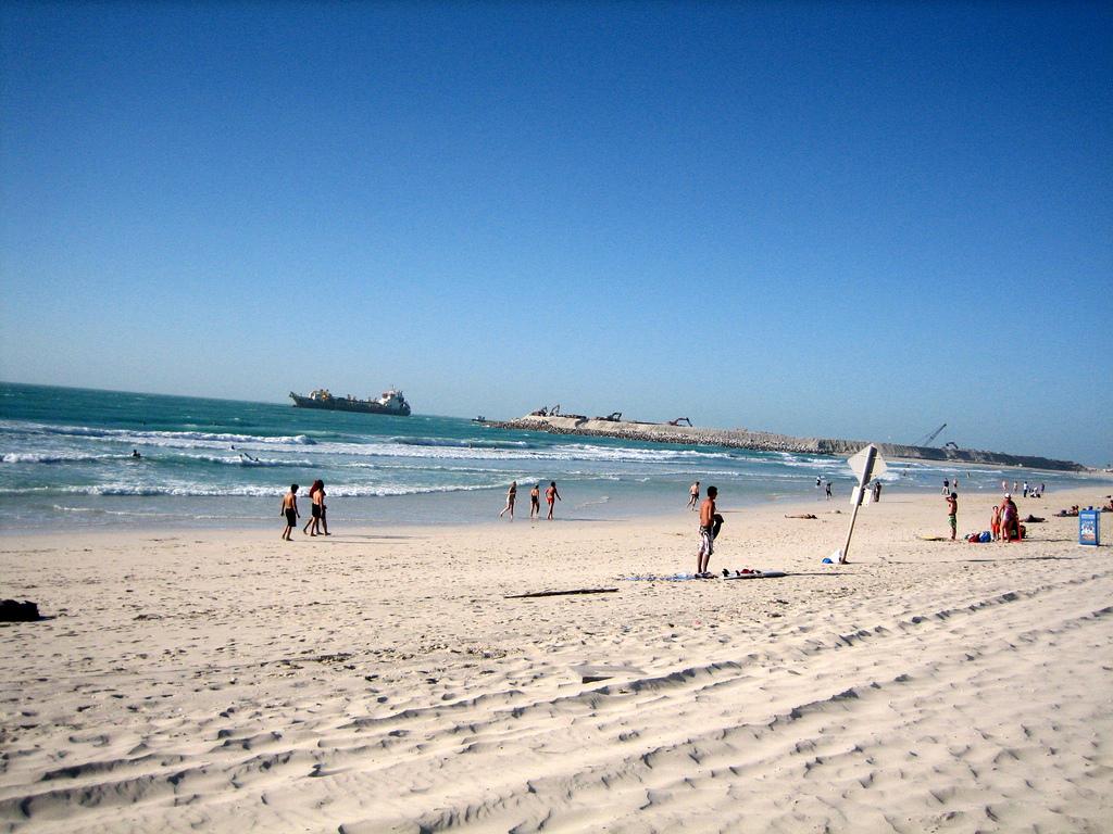 Пляж Джумейра в ОАЭ, фото 3