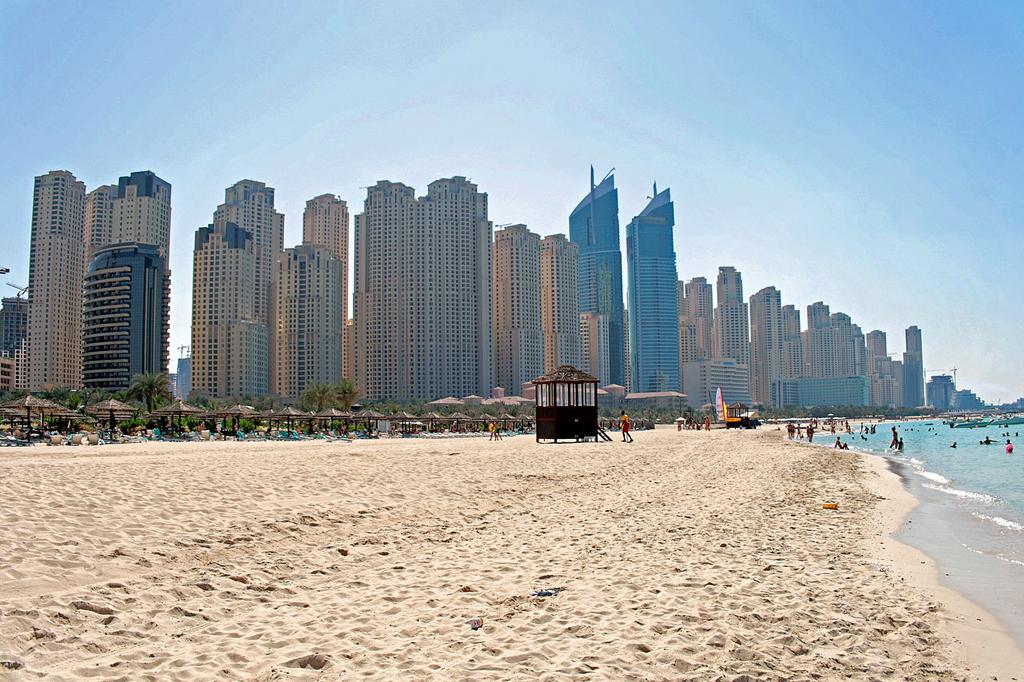 Пляж Джумейра в ОАЭ, фото 5