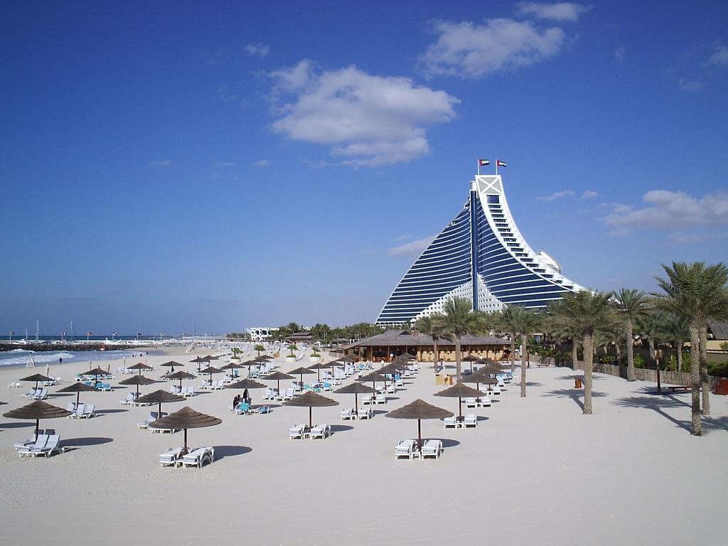 Пляж Джумейра в ОАЭ, фото 6