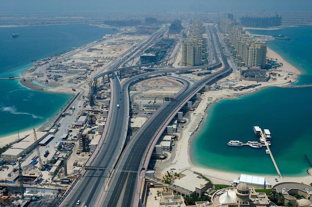 Пляж Джумейра в ОАЭ, фото 8
