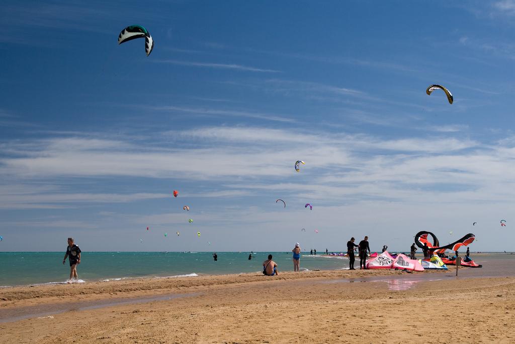 Пляж Эль-Гуна в Египете, фото 4