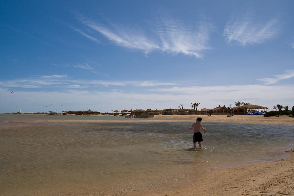 Пляж Эль-Гуна в Египете, фото 7