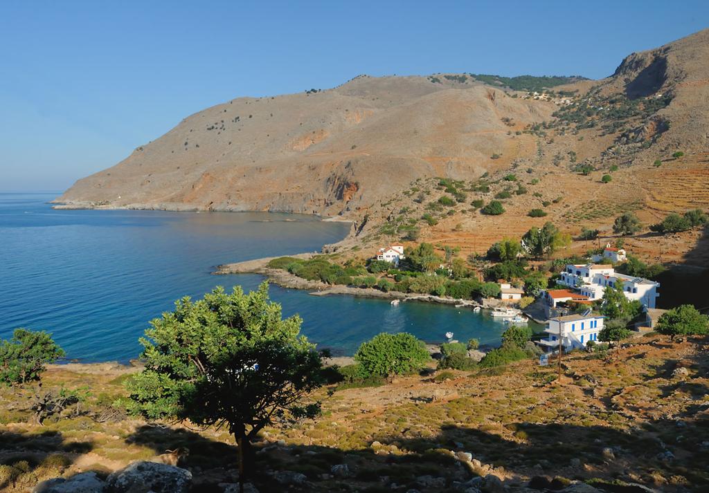 Пляж Финикас в Греции, фото 2