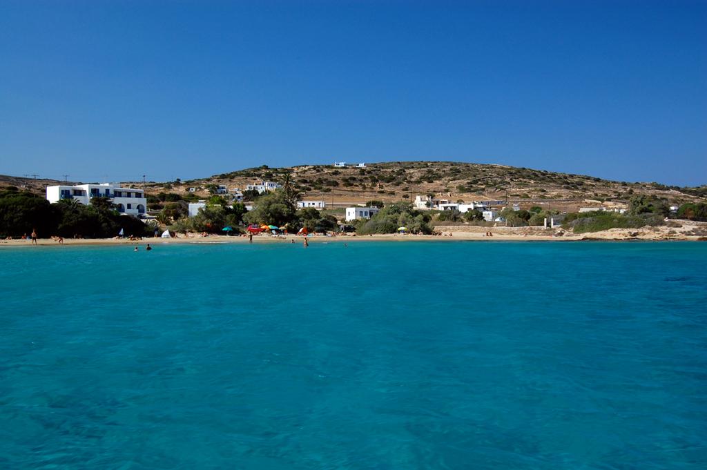 Пляж Финикас в Греции, фото 4
