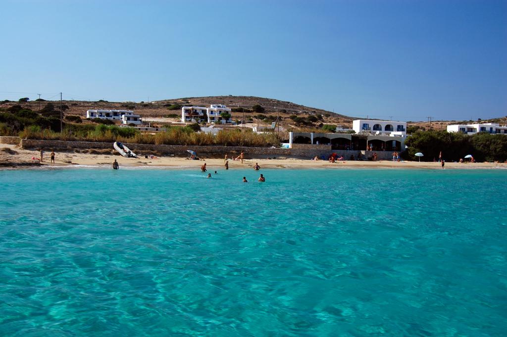 Пляж Финикас в Греции, фото 5