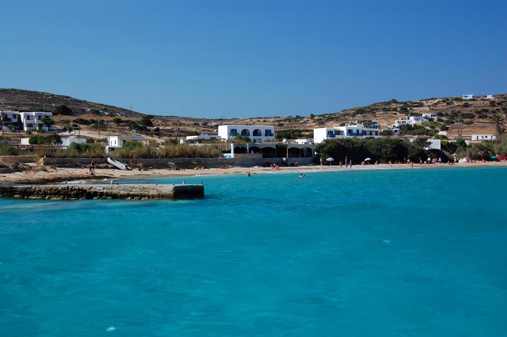 Пляж Финикас в Греции, фото 6