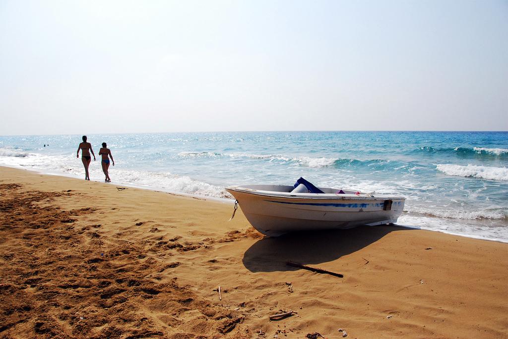Пляж Голден Бич на Кипре, фото 1