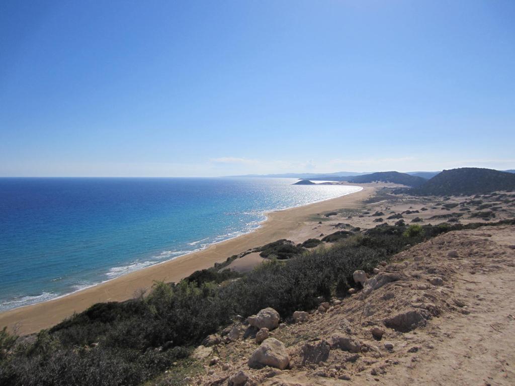 Пляж Голден Бич на Кипре, фото 2