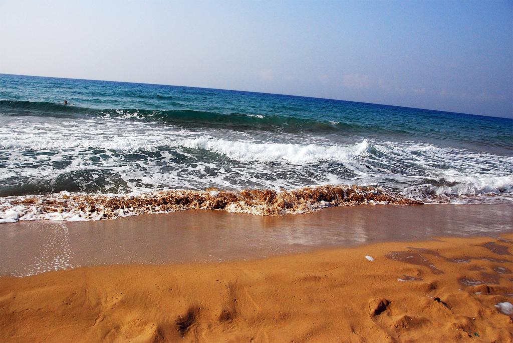 Пляж Голден Бич на Кипре, фото 3