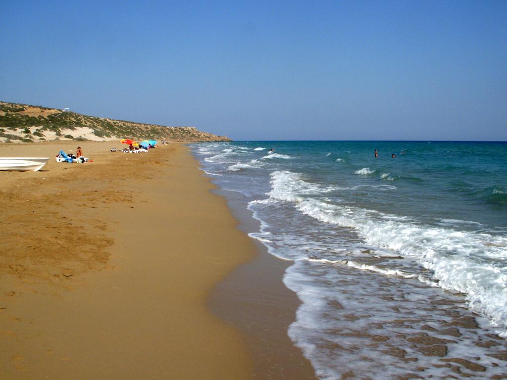 Пляж Голден Бич на Кипре, фото 4