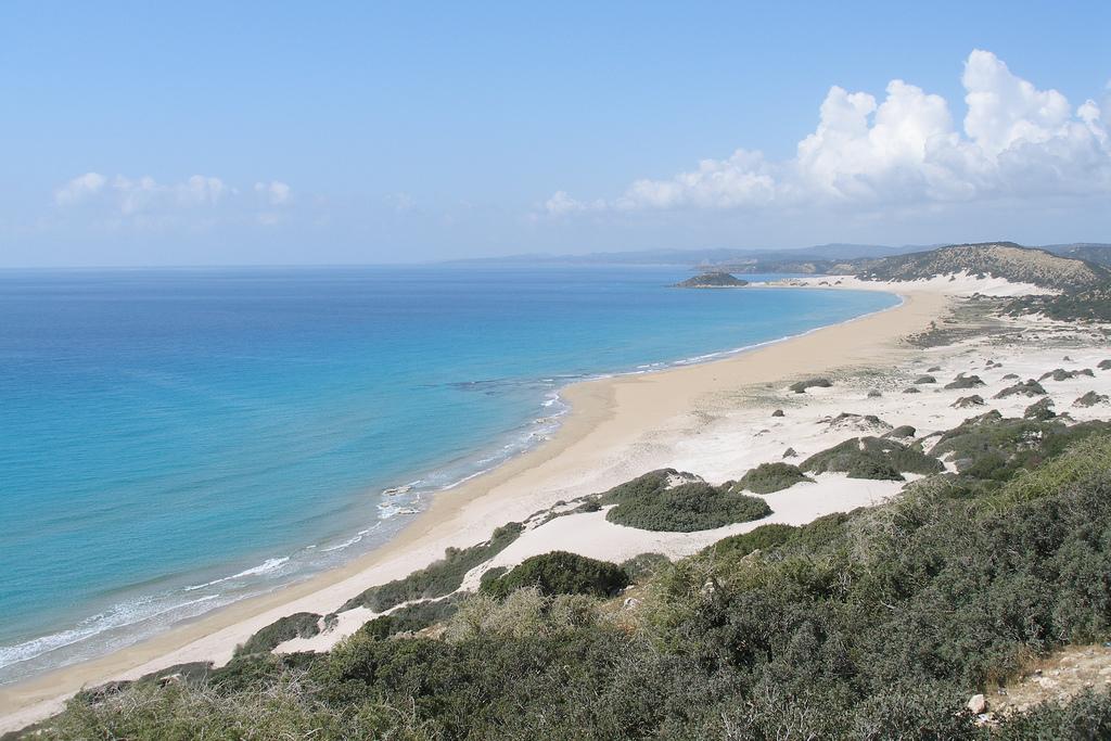 Пляж Голден Бич на Кипре, фото 6