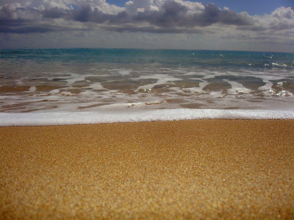 Пляж Голден Бич на Кипре, фото 8