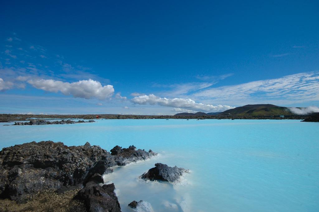 Пляж Голубая Лагуна в Исландии, фото 2