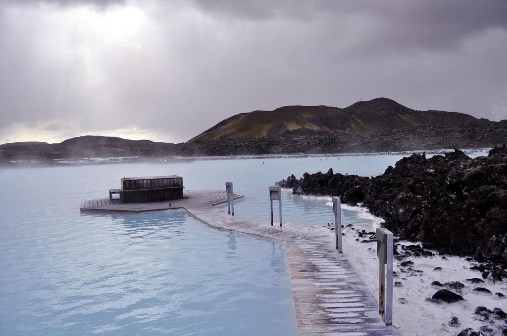 Пляж Голубая Лагуна в Исландии, фото 3