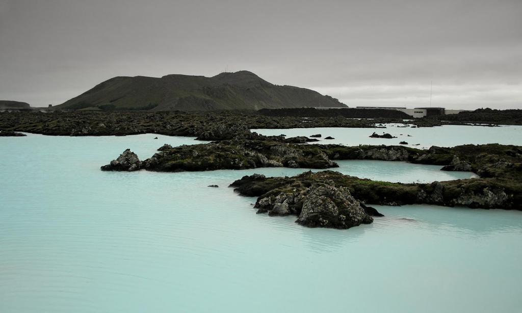 Пляж Голубая Лагуна в Исландии, фото 4