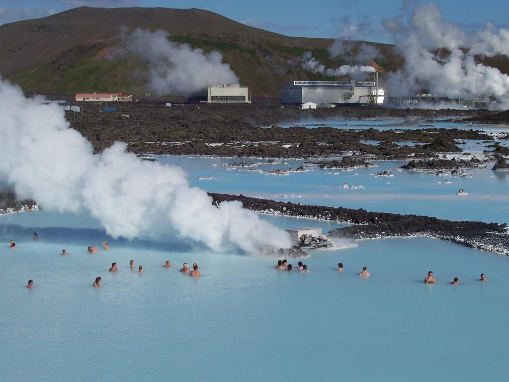 Пляж Голубая Лагуна в Исландии, фото 7