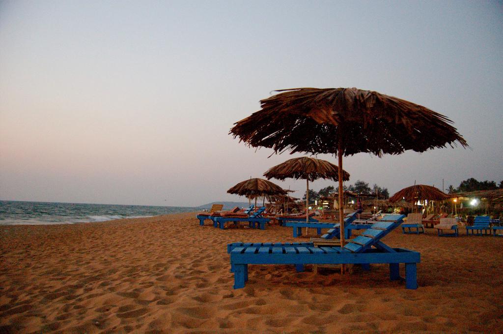 Пляж Кандолим в Индии, фото 3