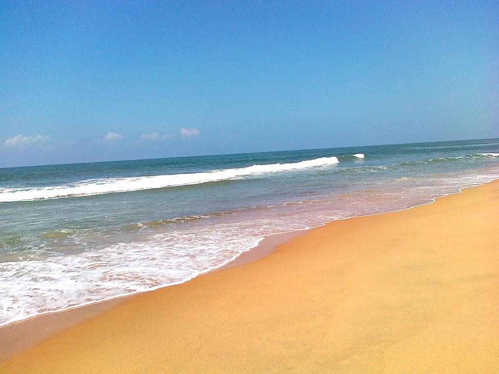 Пляж Кандолим в Индии, фото 5