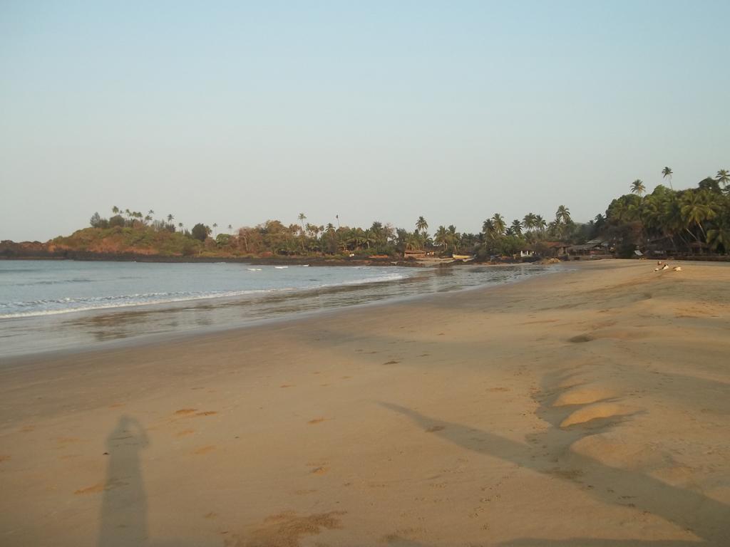 Пляж Кандолим в Индии, фото 7