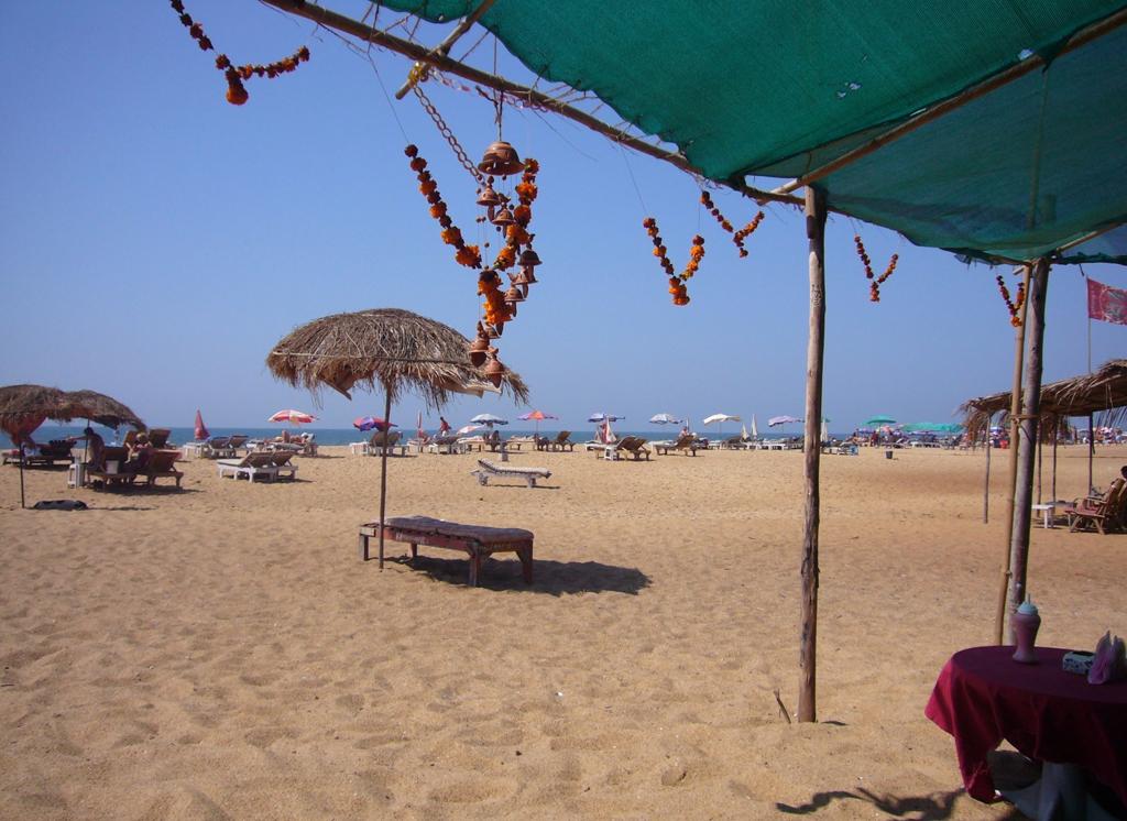 Пляж Кандолим в Индии, фото 8