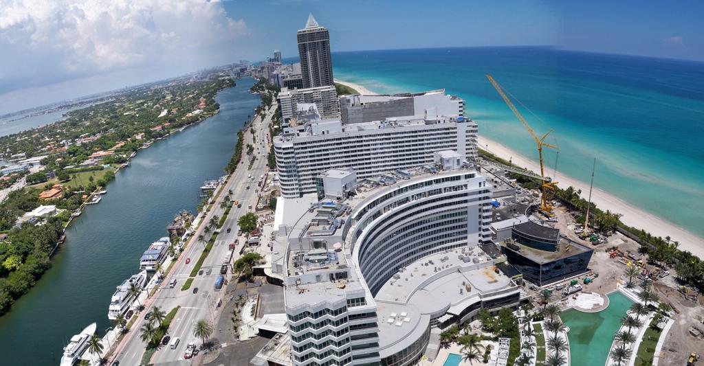 Пляж Маями Бич в США, фото 3
