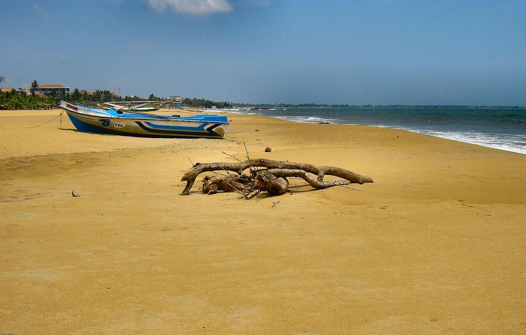 Пляж Негомбо Ко в Шри-Ланке, фото 2