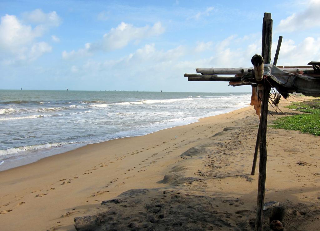 Пляж Негомбо Ко в Шри-Ланке, фото 3