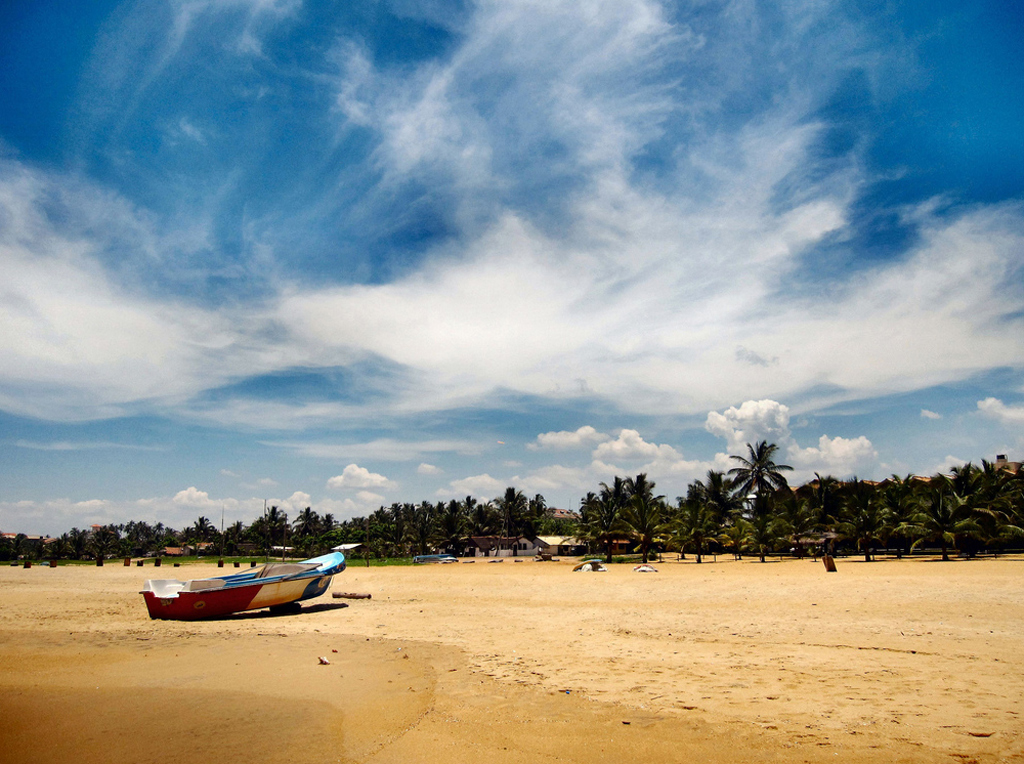 Пляж Негомбо Ко в Шри-Ланке, фото 4