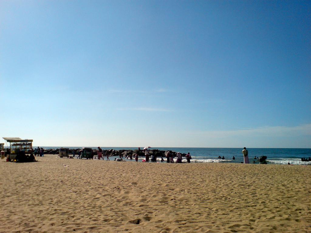 Пляж Негомбо Ко в Шри-Ланке, фото 5