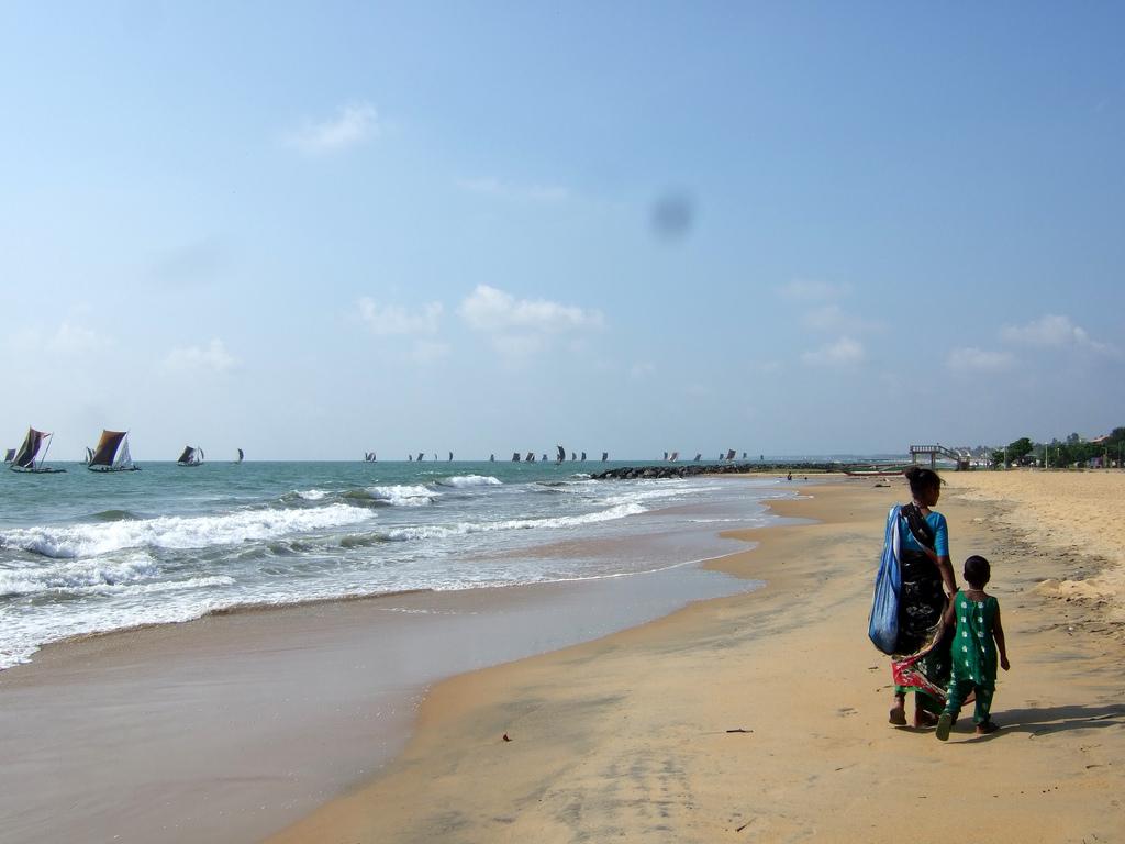 Пляж Негомбо Ко в Шри-Ланке, фото 6