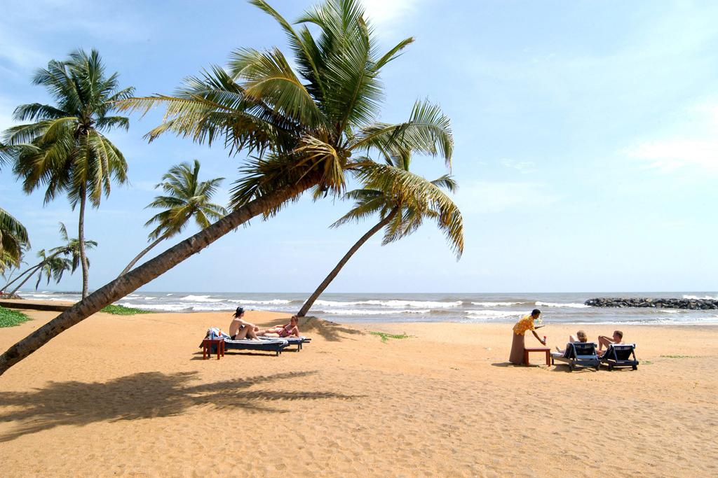 Пляж Негомбо Ко в Шри-Ланке, фото 8
