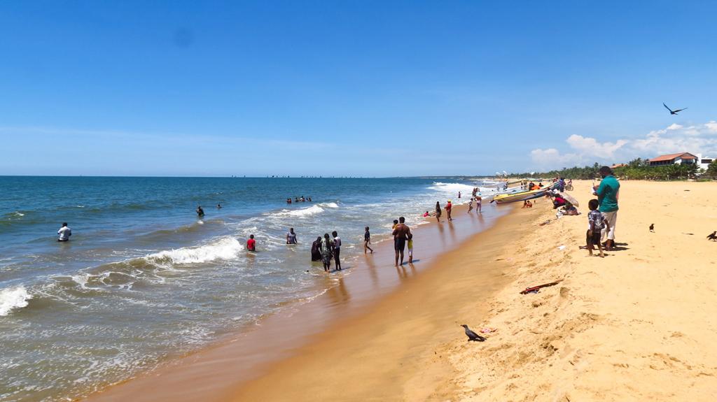 Пляж Негомбо Ко в Шри-Ланке, фото 9