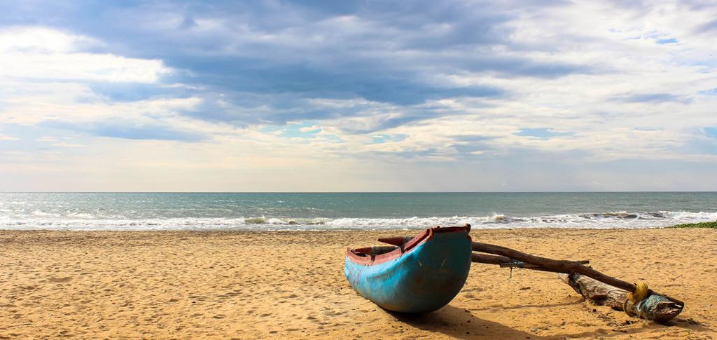 Пляж Негомбо Ко в Шри-Ланке, фото 10